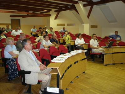 Na stručnom skupu sudjelovali su stručnjaci s područja povrtlarstva i agronomije