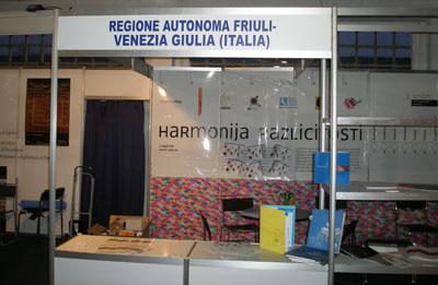ODRŽANO PREDSTAVLJANJE REGIJE PARTNERA SAJMA IZ ITALIJE FRIULI VENEZIA GIULIA NA 10. OBRTNIČKOM I GOSPODARSKOM SAJMU KOPRIVNIČKO-KRIŽEVAČKE ŽUPANIJE U KRIŽEVCIMA