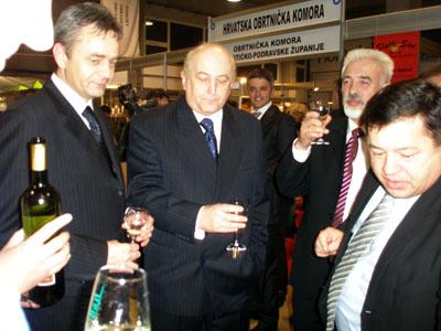 ODRŽAN 13. MEĐUNARODNI SAJAM GOSPODARSTVA, OBRTNIŠTVA I POLJOPRIVREDE «VIROEXPO 2008.»