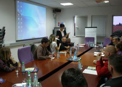 NAJAVA II. GRUPE SEMINARA EBC*L/European Business Competence* Licence