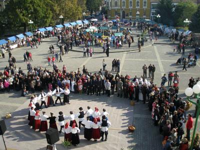 ODRŽANI DANI VOĆA KOPRIVNIČKO-KRIŽEVAČKE ŽUPANIJE 2009.