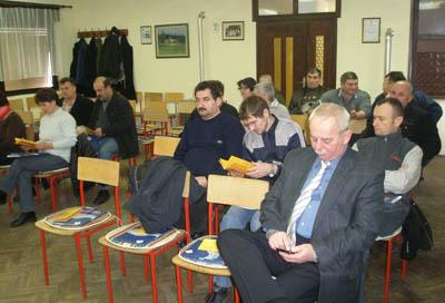 Radionici održanoj u Kalinovcu prisustvovalo je dvadesetak zainteresiranih poljoprivrednika s tog područja