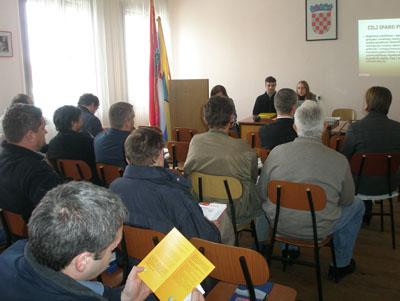 Radionica o IPARD-u održana za poljoprivrednike s područja Općine Koprivnički Bregi