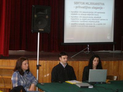 Radionica o IPARD-u održana za poljoprivrednike s područja Općine Legrad