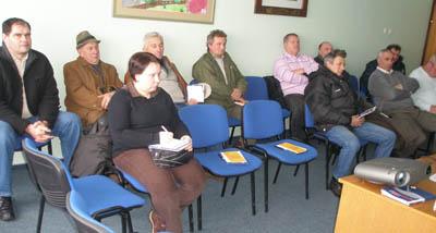 Radionice o IPARD-u za poljoprivrednike s područja Općine Novigrad Podravski
