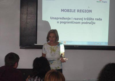 Mobile region