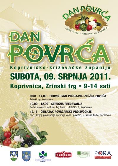 DANI POVRĆA 2011.
