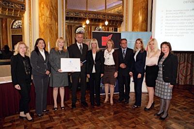 Koprivničko-križevačka županija primila certifikat CIFR