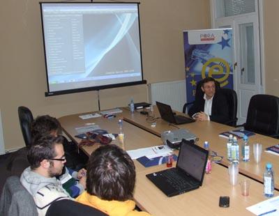 """U okviru provedbe projekta """"e-poslovanje"""" odraža 3. radionica"""
