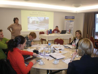 Održan trening za EU informatore