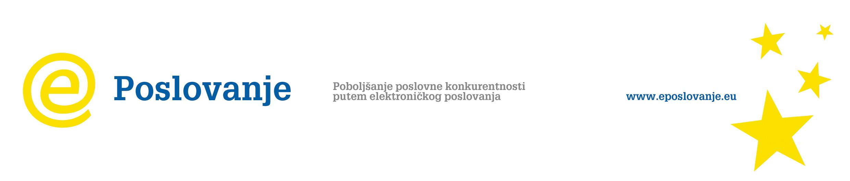 """Najava završne konferencije po projektu """"e-Poslovanje"""""""