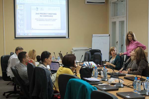 EU Compass2 sastanak projektnih partnera1