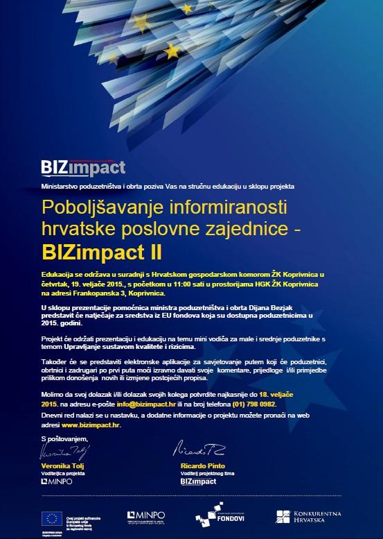 BIZimpact II