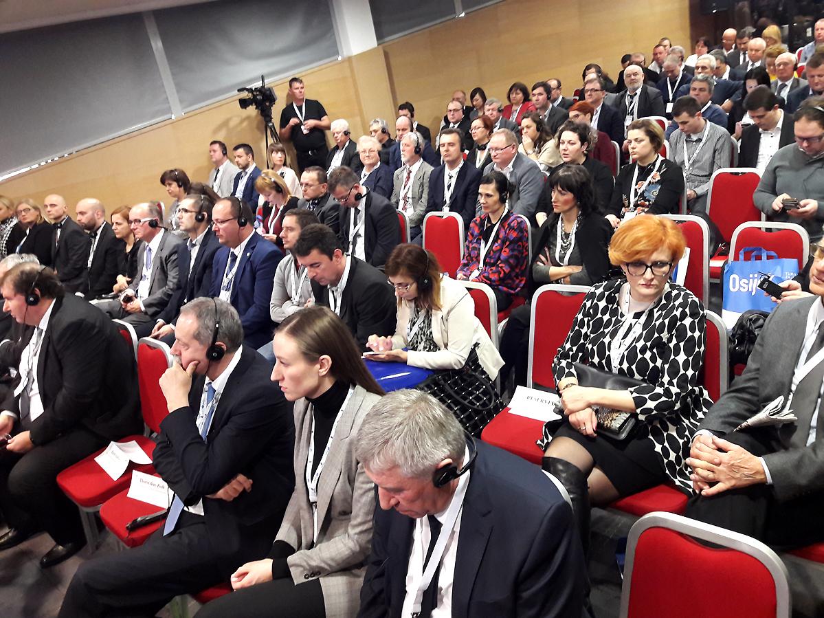 Pannon EGTC Osijek konferencija