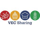 Logo projekta VEC Sharing