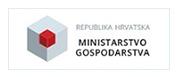 Logo Ministarstvo gospodarstva