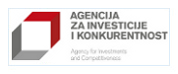 Logo Agencija za investicije i konkurentnost