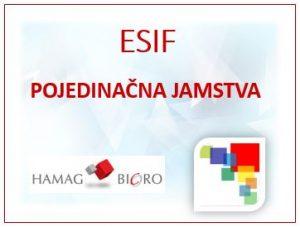 ESIF prosječna jamstva