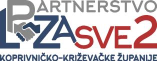 Logo projekta Partnerstvo za sve 2