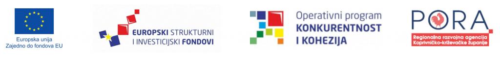 Lenta - Europska unija - Europski strukturni i investicijski fondovi - Operativni program Konkurentnost i kohezija - Razvojna agencija PORA KKŽ