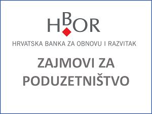 HBOR - Zajmovi za poduzetništvo